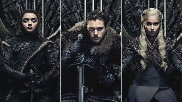 """Game of Thrones"""" HBO"""