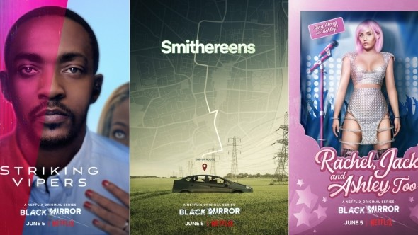 Play By Day: Start der 5. Staffel Black Mirror bei Netflix