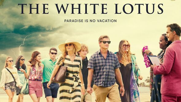 New today: The White Lotus on HBO