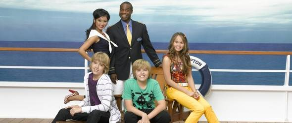 zack and cody an bord serien stream