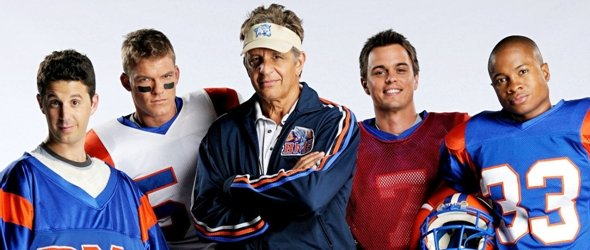 Blue Mountain State Staffel 2