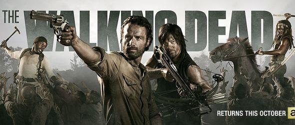 The Walking Dead Staffel 5 Im Deutschen Tv
