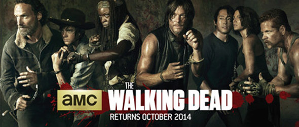 The Walking Dead Staffel 5 Start Deutschland