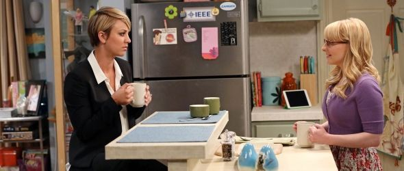 Big Bang Theory The Locomotion Interruption Review