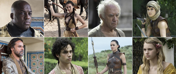 Game Of Thrones Das Sind Die Neuen Figuren In Staffel 5