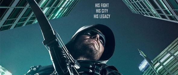 arrow staffel 5 start in deutschland