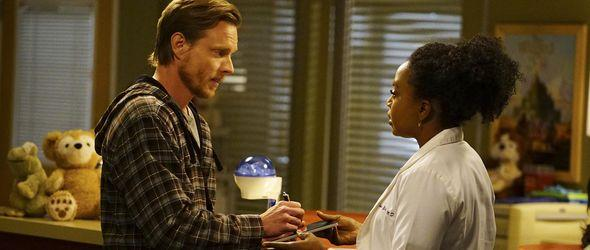 Grey\'s Anatomy: Leave It Inside - Review
