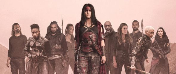 the 100 staffel 5 deutsch start
