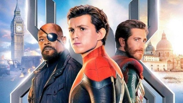 Spider Man Far From Home Charakterposter Zum Marvel Film