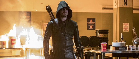 Arrow: What We Leave Behind - Review