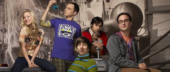 big bang theory - foto