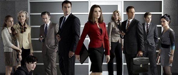 The good wife did a bad bad thing