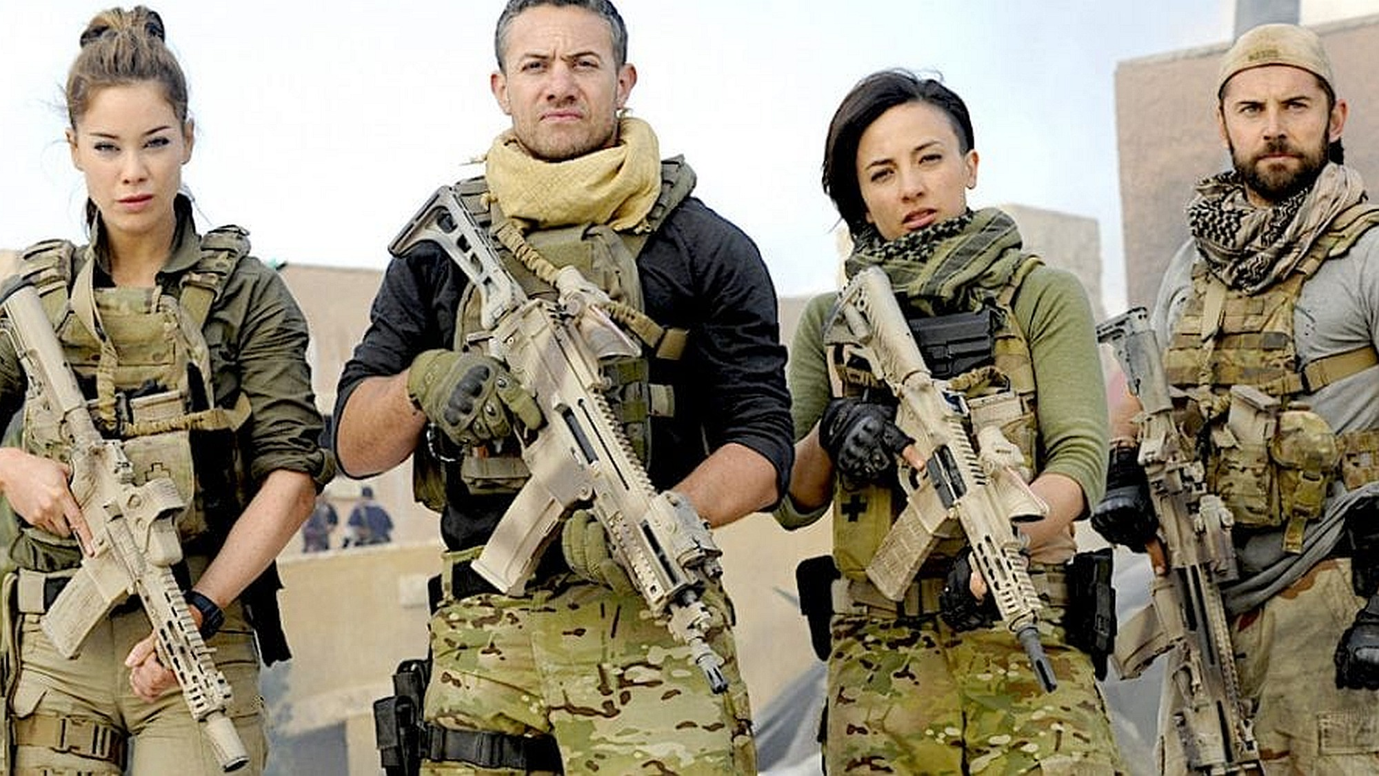 Strike Back Staffel 7