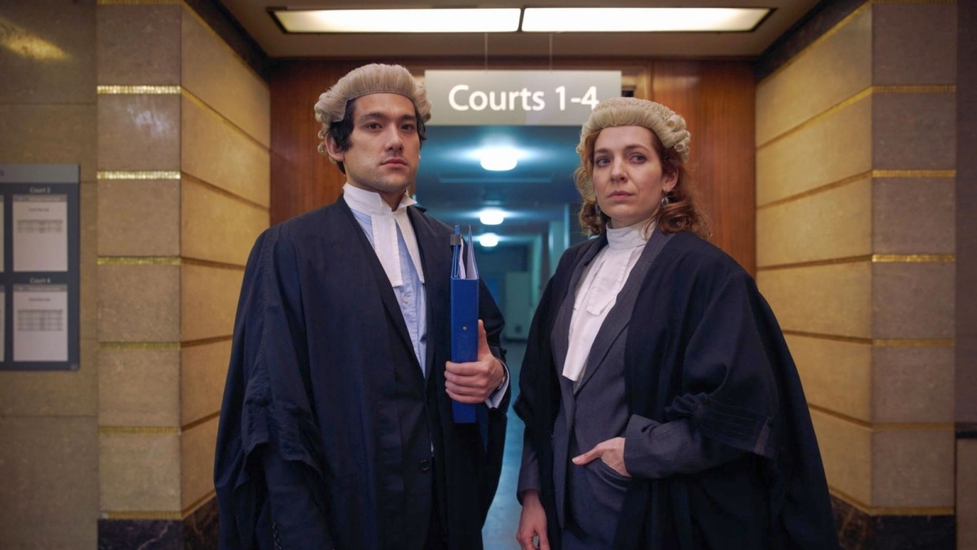 Defending The Guilty 2 Staffel Fur Bbc Comedy