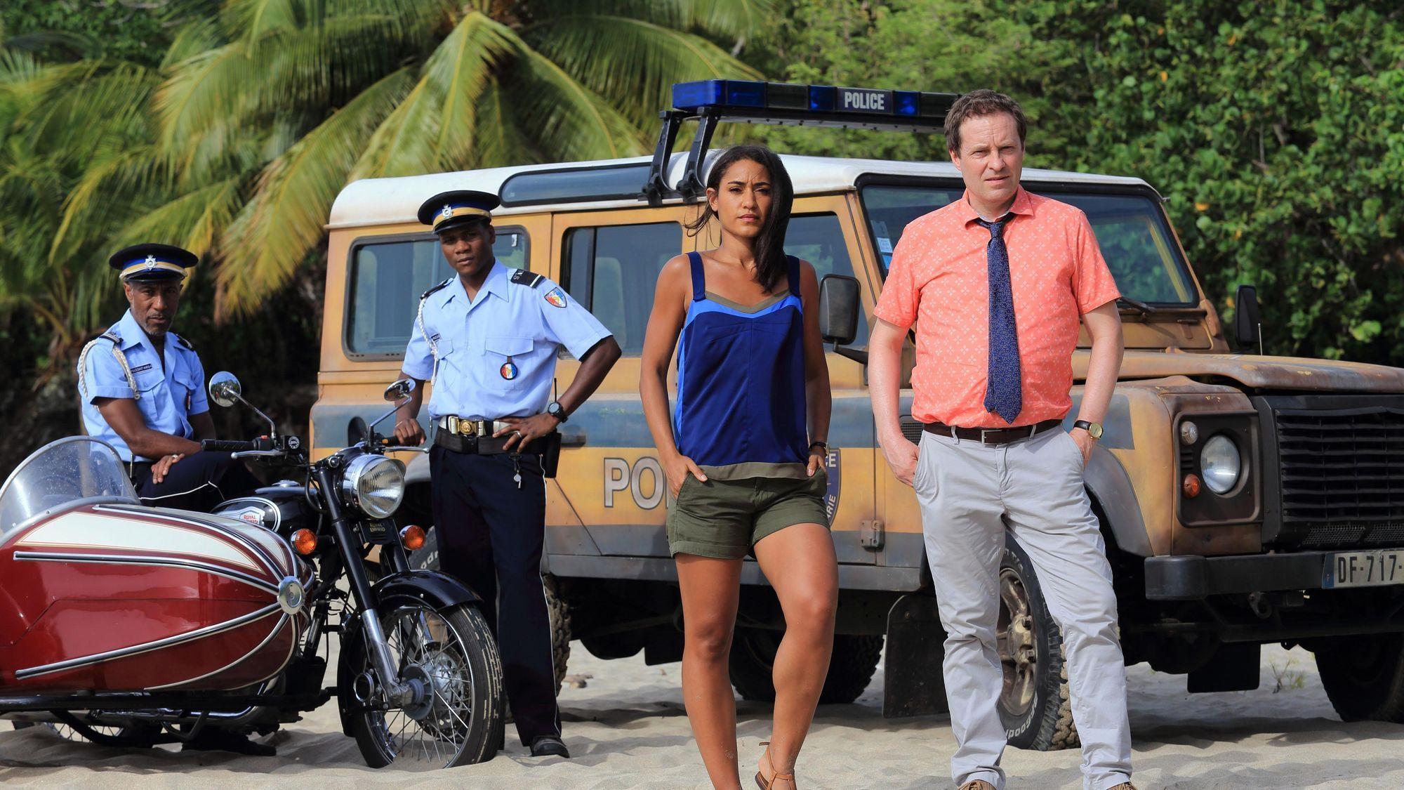 Death In Paradise Staffel 9