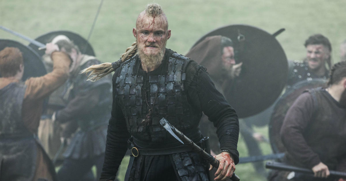 Vikings Staffel 4 Teil 2 Start