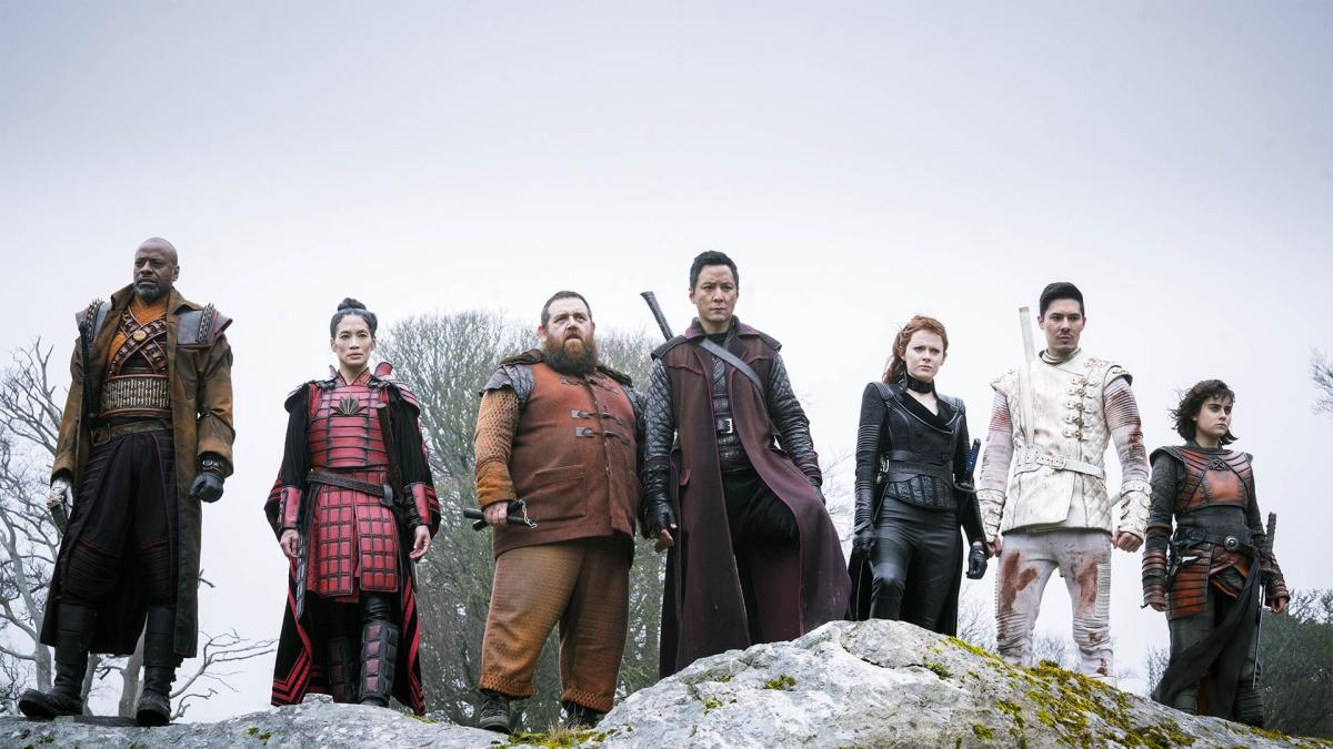 Into The Badlands Serienjunkies