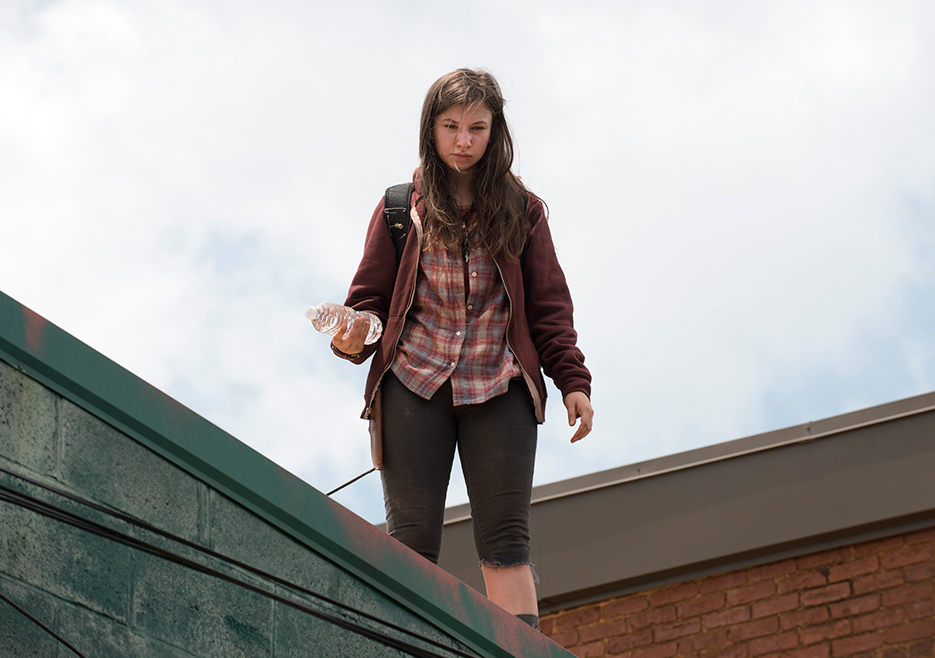 The Walking Dead 6x07 Die Wand (Heads Up) mit Review