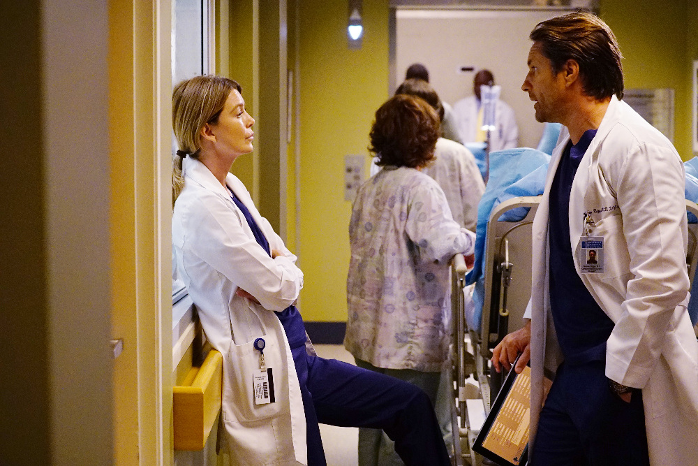 Grey\'s Anatomy 13x03 Das Lazarus-Phänomen (I Ain\'t No Miracle Worker ...